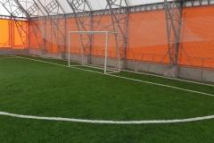 Искусственная трава на футбольном поле 4
