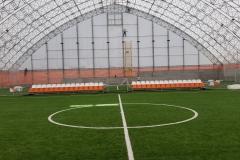 Искусственная трава на футбольном поле 2 Под тентом